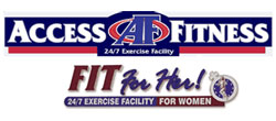 image of logo of Access Fitness franchise business opportunity Access Fitness franchises Access Fitness franchising