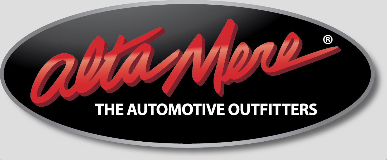 image of logo of Alta Mere franchise business opportunity Alta Mere window tinting franchises Alta Mere auto alarms franchising