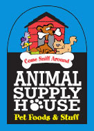 image of logo of Animal Supply House franchise business opportunity Animal Supply House pet food franchises Animal Supply House pet supplies franchising
