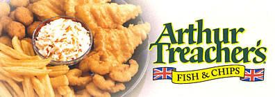 Arthur treachers franchise business fish chips franchising for Arthur treachers fish and chips