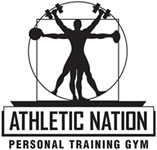 image of logo of Athletic Nation Personal Training Gym franchise business opportunity Athletic Nation Personal Training Gym franchises Athletic Nation Personal Training Gym franchising