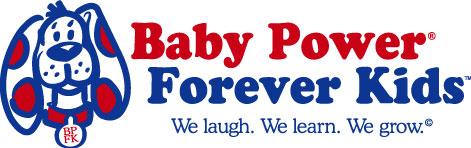 image of logo of BabyPower Forever-Kids franchise business opportunity Baby Power Forever Kids franchises BabyPower ForeverKids franchising