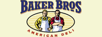 image of logo of Baker Brothers American Deli franchise business opportunity Baker Brothers franchises Baker Brothers Deli franchising