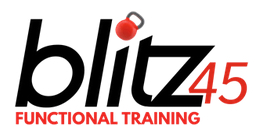 image of logo of blitz45 franchise business opportunity blitz45 franchises blitz45 franchising