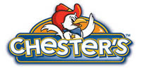 image of logo of Chesters franchise business opportunity Chesters fried chicken franchises Chesters chicken restaurant franchising
