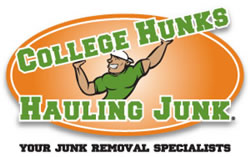 image of logo of College Hunks Hauling Junk franchise business opportunity College Hunks Hauling franchises College Hunks franchising