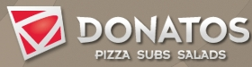 image of logo of Donatos Pizza franchise business opportunity Donatos Pizza franchises Donatos Pizza franchising