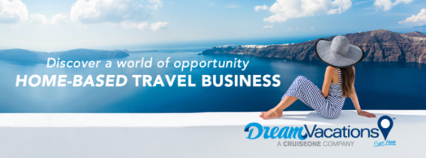 image of logo of Dream Vacations franchise business opportunity Dream Vacations franchises Dream Vacations franchising