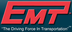image of logo of EMT USA franchise business opportunity EMT franchises Express Medical Transporters franchising