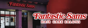 image of logo of Fantastic Sams franchise business opportunity Fantastic Sams franchises Fantastic Sams franchising