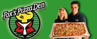 image of logo of Fox's Pizza Den franchise business opportunity Fox's Pizza franchises Fox's Pizzeria franchising