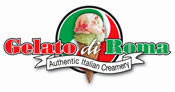 image of logo of Gelato di Roma Creamery franchise business opportunity Gelato di Roma franchises Gelato di Roma Ice Cream franchising Gelato di Roma Italian Ice Cream franchise information