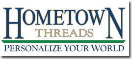 image of logo of Hometown Threads franchise business opportunity Hometown Threads franchises Hometown Threads franchising