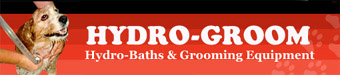 image of logo of Hydro Groom Mobile Pet Wash franchise business opportunity Hydro Groom franchises Hydro Groom Pet Wash franchising