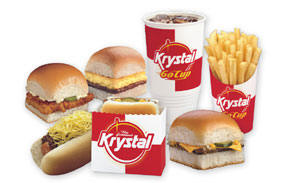 image of logo of Krystal franchise business opportunity Krystal restaurant franchises Krystal restaurants franchising