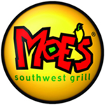 image of logo of Moe's Southwest Grill franchise business opportunity Moe's Southwest Grill franchises Moe's Southwest Grill franchising