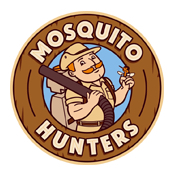 image of logo of Mosquito Hunters franchise business opportunity Mosquito Hunters franchises Mosquito Hunters franchising