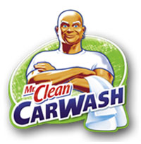 image of logo of Mr. Clean Car Wash franchise business opportunity Mr. Clean Car Wash franchises Mr. Clean Car Wash franchising