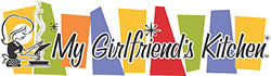 image of logo of My Girlfriend's Kitchen franchise business opportunity My Girlfriend's Kitchen franchises My Girlfriend's Kitchen franchising