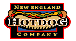image of logo of New England Hot Dog franchise business opportunity New England Hot Dog franchises New England Hot Dog franchising