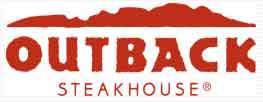 image of logo of Outback Steakhouse franchise business opportunity Outback Steak House franchises Outback Steakhouse franchising