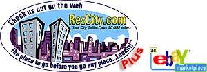 image of logo of Rezcity franchise business opportunity Rez City franchises Rezcity franchising
