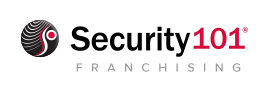 image of logo of Security 101 franchise business opportunity Security 101 franchises Security 101 franchising