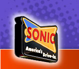 image of logo of Sonic Drive In franchise business opportunity Sonic Drive In restaurant franchises Sonic Drive In restaurants franchising