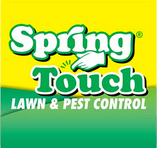 image of logo of Spring Touch Lawn & Pest Control franchise business opportunity Spring Touch Lawn & Pest Control franchises Spring Touch Lawn & Pest Control franchising