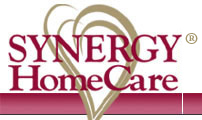 image of logo of Synergy HomeCare franchise business opportunity Synergy Home Care franchises Synergy Senior Home Care franchising