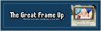image of logo of The Great Frame Up franchise business opportunity The Great Frame Up franchises The Great Frame Up franchising
