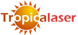 image of logo of Tropicalaser franchise business opportunity Tropicalaser franchises Tropicalaser franchising